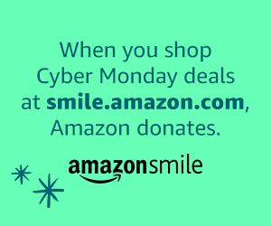Cyber Monday AmazonSmile 2020